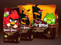Paulig Angry Birds