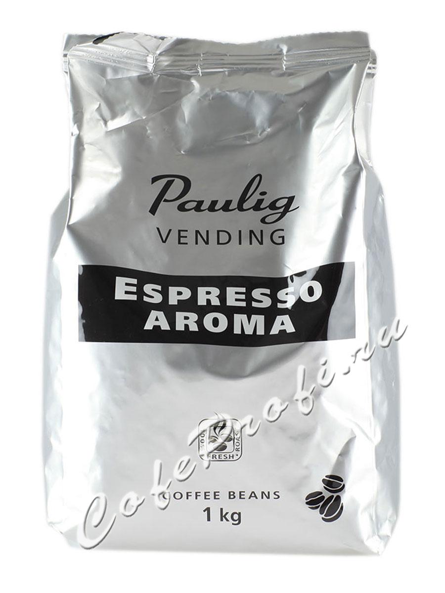 Кофе Paulig (Паулиг) Vending Espresso Aroma в зернах 1 кг
