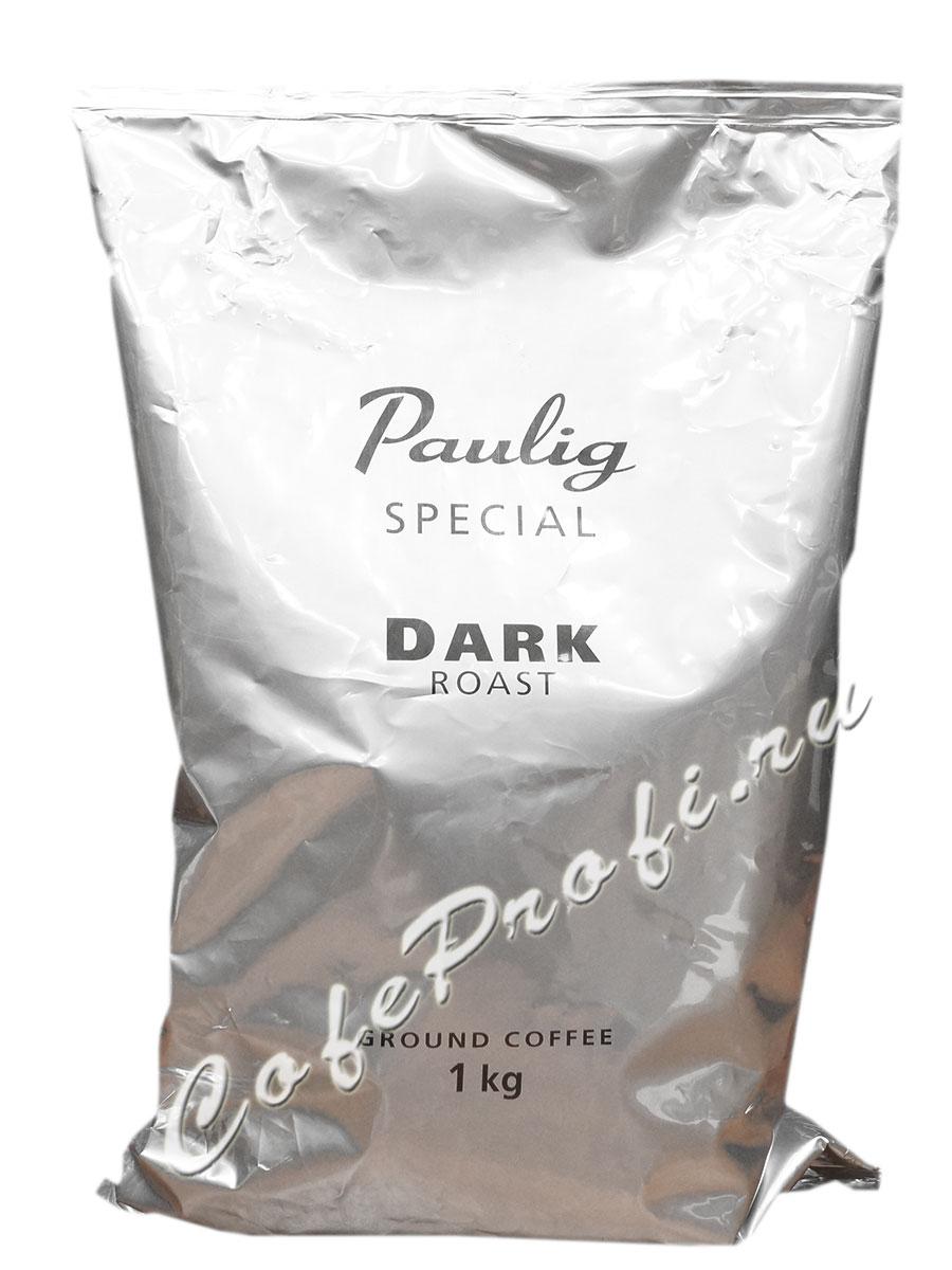 Кофе Paulig молотый Special dark 1 кг